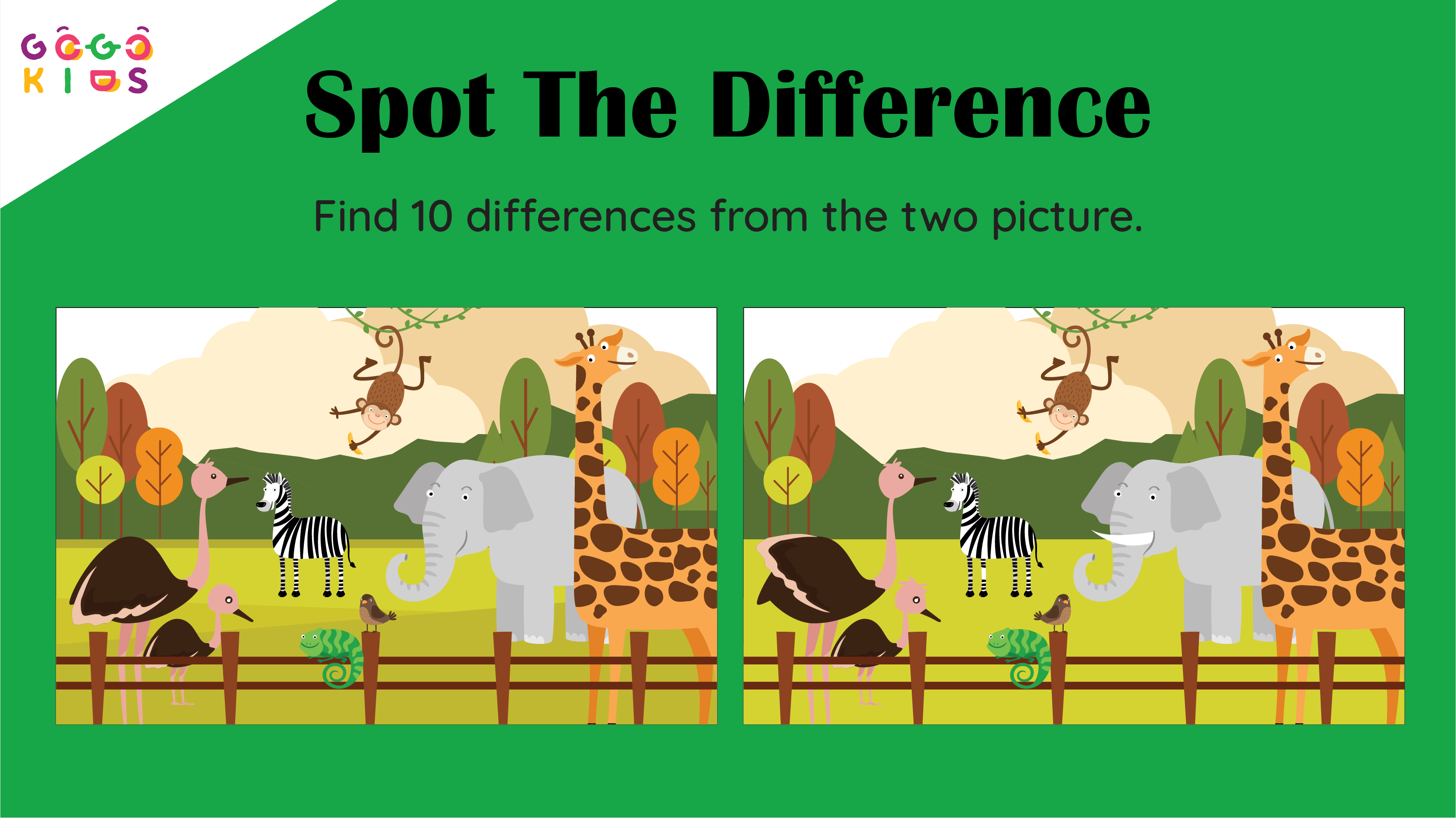 Mini Games: Spot The Difference